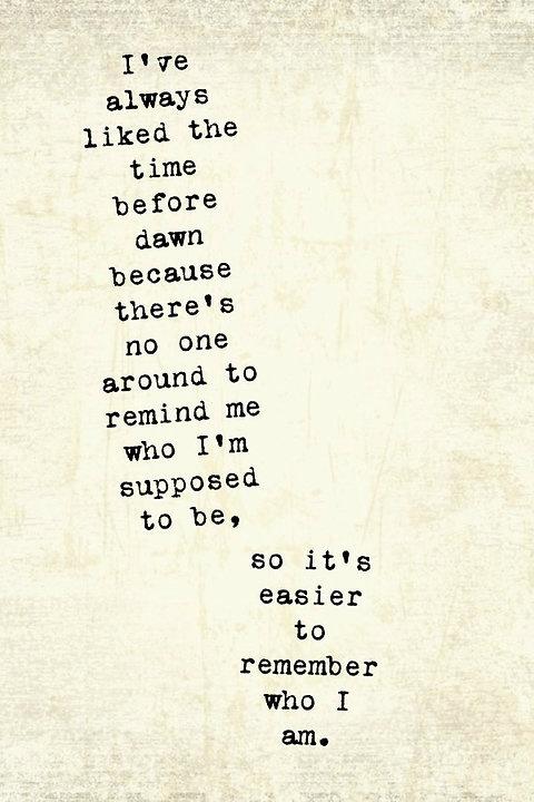 time I AM